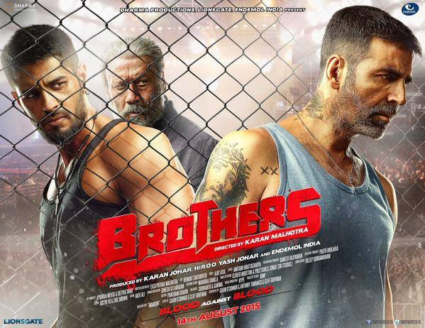 BROTHERS -VOSTFR