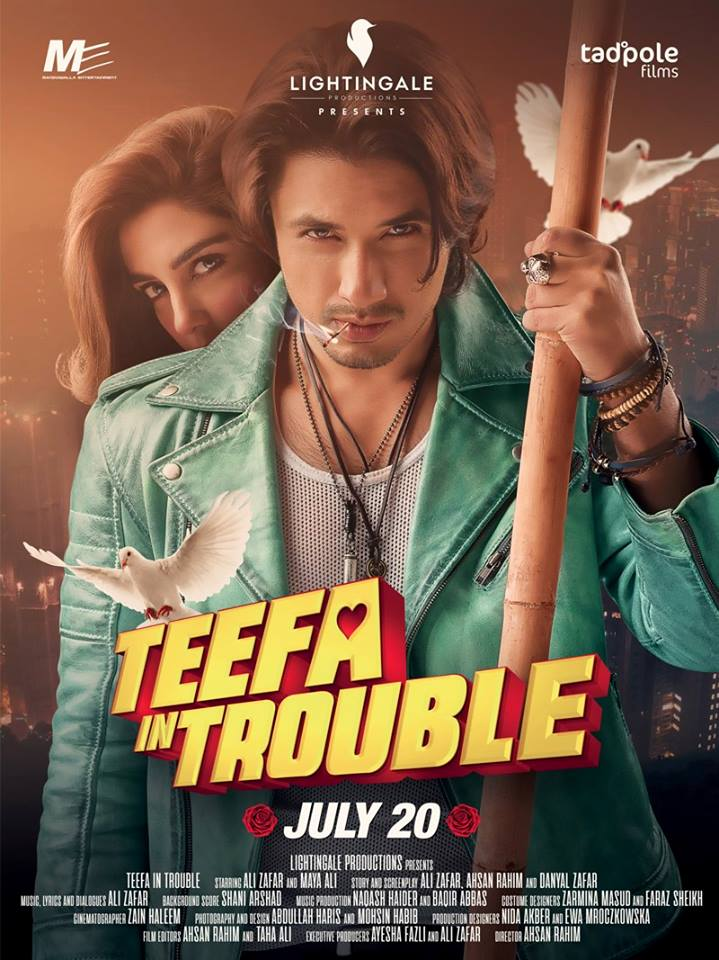 TEEFA IN TROUBLE – VOSTFR