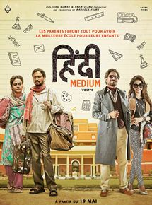 HINDI MEDIUM – VOSTFR