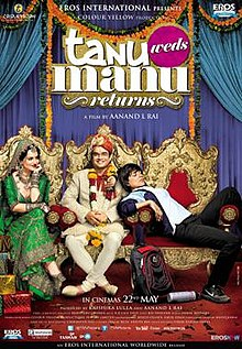 TANU WEDS MANU RETURNS – VOSTFR