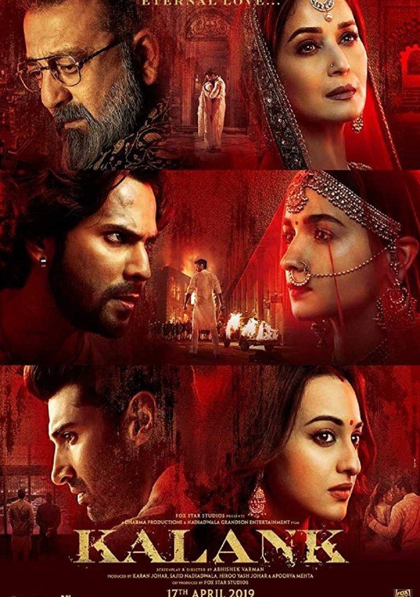 KALANK – HINDI VOSTFR
