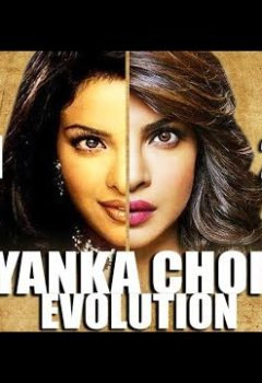 Priyanka Chopra Evolution 2002-2019
