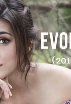 Kriti Sanon Evolution (2014 – 2017)