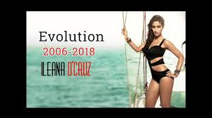 Ileana D-Cruz  Evolution 2006-2018-