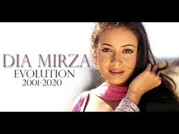 Dia Mirza Evolution 2001-2020