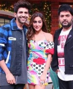 The Kapil Sharma Show –  KARTHIK ET SARA ALI KHAN