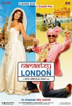 NAMASTE LONDON – VOSTFR