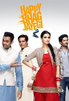 Happy Bhag Jayegi – VOSTFR